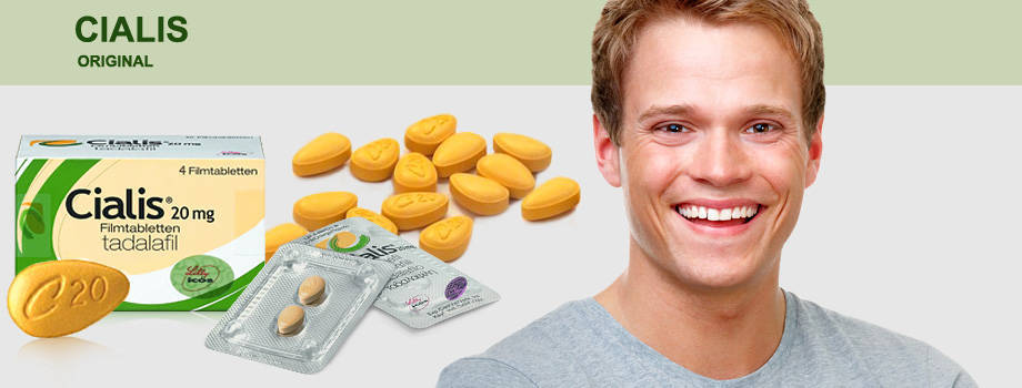 En la foto, un usuario satisfecho de tabletas Cialis 20 mg